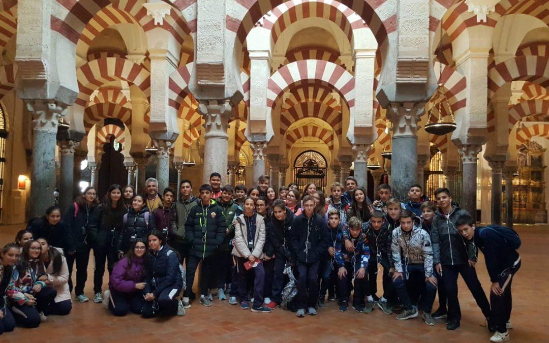 2º de ESO visita Córdoba