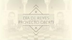 Los Reyes Magos llegan a Oberti