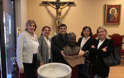 San Juan Pablo II estará presente en nuestra Iglesia del Carmen con un precioso busto