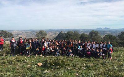 1º de ESO visita Montellano