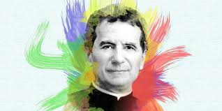 ¡SALVE DON BOSCO SANTO!