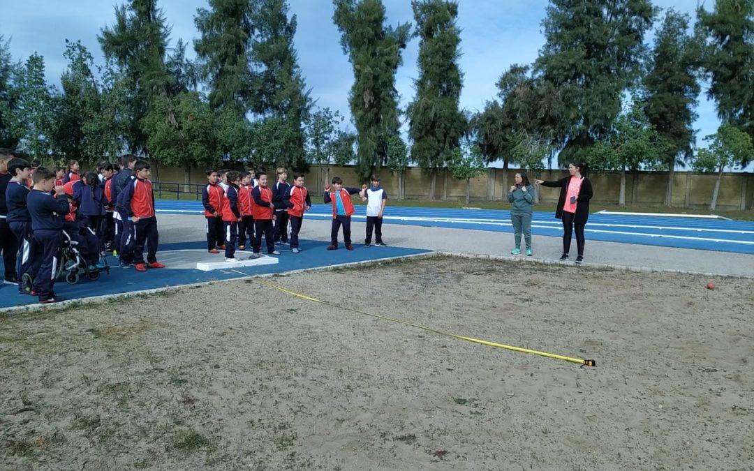 Olimpiadas 4º, 5º y 6º de educación primaria