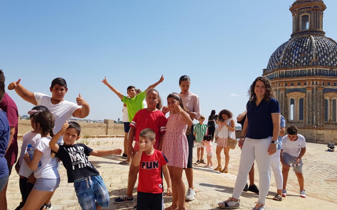 Finalizamos un mes lleno de actividades en la Escuela de Verano de Oberti