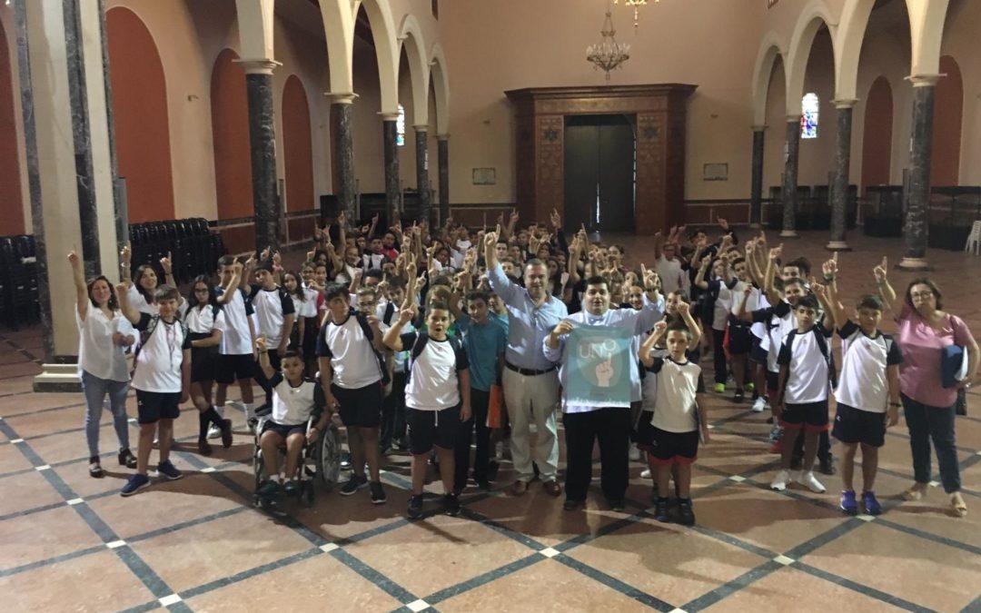 Los alumnos de ESO, FPB y Bachillerato comienzan sus clases