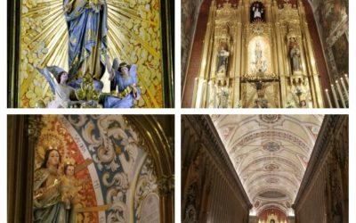 La Iglesia del Carmen reabre al culto tras su restauración
