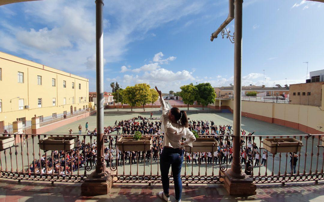 Celebración del día internacional del FLAMENCO
