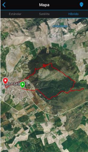 RECORRIDO 12 KM
