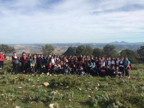 2018-12-18|Colegio|Salida de 1º ESO a Montellano