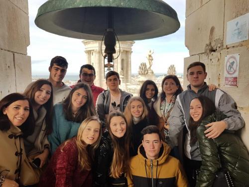 2018-12-19|Colegio|Salida 4ºESO, FPB, 1ºBachillerato Cádiz